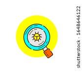 virus detection for cyber...   Shutterstock .eps vector #1648646122