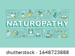 naturopathy word concepts...