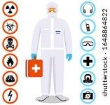 medical concept. detailed...   Shutterstock .eps vector #1648864822