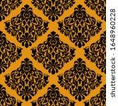 luxury decorative seamless... | Shutterstock .eps vector #1648960228