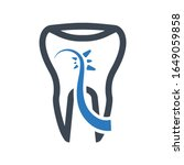teeth hygiene icon  dental...