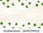 happy st. patrick's day. st... | Shutterstock .eps vector #1649154922