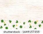 happy st. patrick's day. st... | Shutterstock .eps vector #1649157355