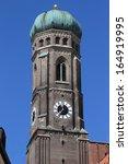 german clock tower | Shutterstock . vector #164919995