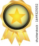 award icon. badge symbol in...