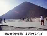 december 2002   gizeh  the...   Shutterstock . vector #164951495