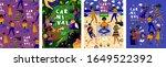 summer street carnival festival ... | Shutterstock .eps vector #1649522392
