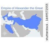 Vector Map Of The Empire Of...