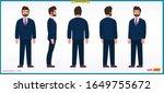 people character business set....   Shutterstock .eps vector #1649755672