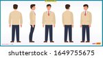 people character business set....   Shutterstock .eps vector #1649755675