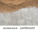 top view of paddy rice or rice... | Shutterstock . vector #1649852692