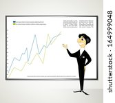 start up manager project vector | Shutterstock .eps vector #164999048