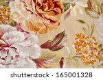 Floral Texture Background...