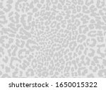 leopard print seamless pattern... | Shutterstock .eps vector #1650015322