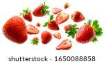 Strawberry Berry Levitating On...