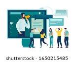 vector illustrations ...   Shutterstock .eps vector #1650215485