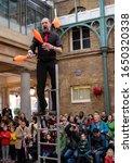 london  february 2020. street...   Shutterstock . vector #1650320338