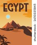 Egypt Vector Illustration...
