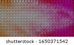 dark pink vector template with...   Shutterstock .eps vector #1650371542