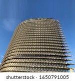 zaragoza  zaragoza  spain 02 16 ... | Shutterstock . vector #1650791005