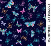 Colourfull Seamless Pattern Of...