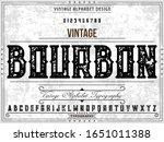 font.alphabet.typeface.old... | Shutterstock .eps vector #1651011388