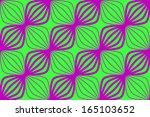 seamless vector pattern | Shutterstock .eps vector #165103652