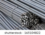 Texture Of Steel Rod
