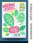 abstract splash food label... | Shutterstock .eps vector #1651153612