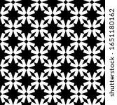 seamless pattern. triangles ... | Shutterstock .eps vector #1651180162