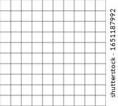 white graph paper with black... | Shutterstock .eps vector #1651187992