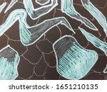unusual animal print pattern....   Shutterstock . vector #1651210135