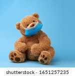 Big Teddy Bear Are Sitting In...