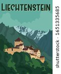 Liechtenstein Vector...