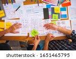 the web designer team is...