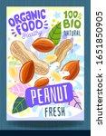 abstract splash food label... | Shutterstock .eps vector #1651850905