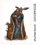 Dark Slavic God Chernobog  An...