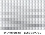 abstract geometric white and... | Shutterstock .eps vector #1651989712