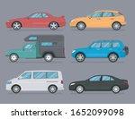 transport design on grey... | Shutterstock .eps vector #1652099098