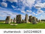 Stonehenge  Wiltshire On A...