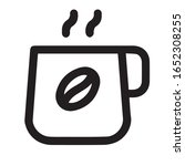 coffee cup icon trendy and...