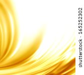 abstract background golden silk ... | Shutterstock .eps vector #165252302
