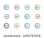 ellipse circle direction... | Shutterstock .eps vector #1652755318