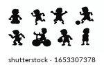 children's activities... | Shutterstock .eps vector #1653307378