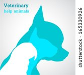 Veterinary help animals