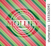 mollify christmas colors style... | Shutterstock .eps vector #1653362092