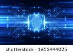 Fingerprint Integrated In A...