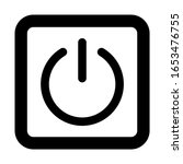 login icon  vector flat symbol...