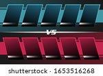Versus Screen 5 Vs 5 Player...