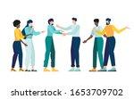 vector illustration  flat style ... | Shutterstock .eps vector #1653709702